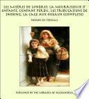 Les Mis_res De Londres: La Nourrisseuse D' Enfants, L'Enfant Perdu, Les Tribulations De Shoking, La Cage Aux Oiseaux (Complete)