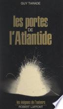 Les portes de l'Atlantide