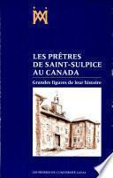 Les Prêtres de Saint-Sulpice au Canada