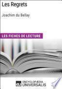 Les Regrets de Joachim du Bellay