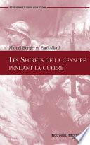 Les Secrets de la censure pendant la guerre