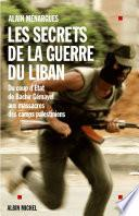 Les Secrets de la guerre du Liban