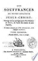 Les souffrances de Notre Seigneur Jésus-Christ