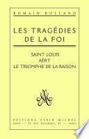 Les Tragédies de la foi