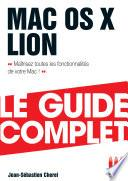 Mac Os X Lion Guide Complet