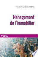 Management de l'immobilier