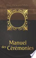 Manuel De Cérémonies