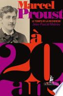 Marcel Proust à 20 ans