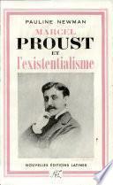 Marcel Proust et l'existentialisme
