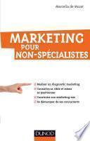 Marketing pour non-spécialistes