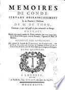 Mémoires de Condé