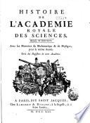 Mémoires de l'Acadêmie des sciences de l'Institut de France
