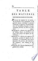 Mémoires du comte de Maurepas