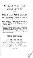 Mémoires secrets de la régence de Philippe duc d'Orleans