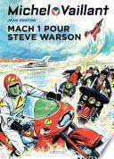 Michel Vaillant - tome 14 - Mach 1 pour Steve Warson