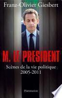 Monsieur le Président
