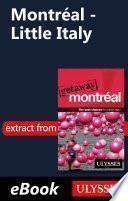 Montréal - Little Italy