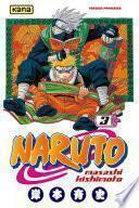 Naruto - Tome 3