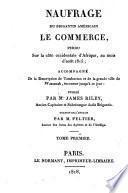 Naufrage du brigantin américain le commerce, perdu sur la côte occidentale d'Afrique, au mois d'août 1815