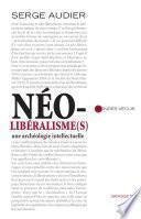 Néolibéralisme(s)