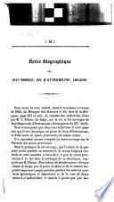 Notice biographique sur Jean Desprez, dit d'Outremeuse, Liégeois