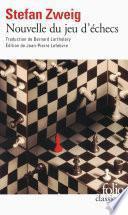 Nouvelle du jeu d'échecs (édition enrichie)