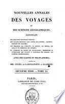 Nouvelles Annales des Voyages et des Sciences Géographiques