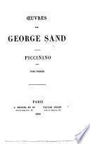 Oeuvres de George Sand: Le Piccinino