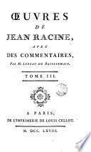 Oeuvres de Racine, 3