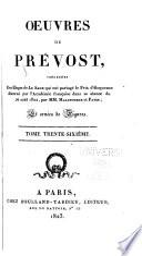 Oeuvres ...: Histoire de la vie de Cicéron