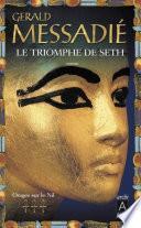 Orages sur le Nil T3 : Le triomphe de Seth