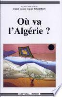 Où va l'Algérie