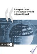 Perspectives de l'investissement international 2005
