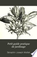 Petit guide pratique de jardinage