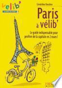 Petit livre de - Paris à vélib'