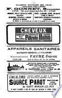 Petites affiches lyonnaises et départementales et Nouvelles affiches