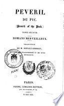 Peveril du Pic; Romans merveilleux