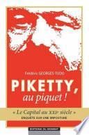 Piketty, au piquet !