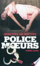 Police des moeurs no206 Minettes en miettes