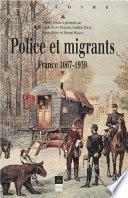 Police et migrants