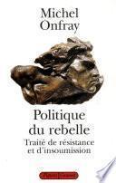 Politique du rebelle