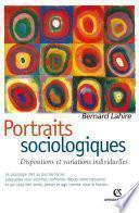 Portraits sociologiques