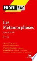 Profil - Ovide : Les Métamorphoses