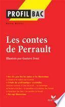 Profil - Perrault (Charles) : Contes