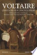 Questions sur l'Encyclopédie