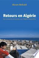 Retours en Algérie