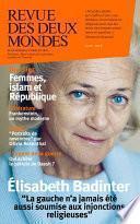 Revue des Deux Mondes juin 2016
