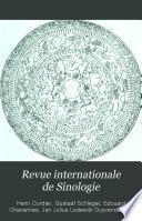 Revue Internationale de Sinologie