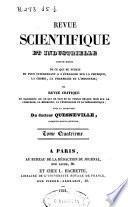 Revue scientifique et industrielle