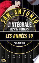 San-Antonio Les années 1950